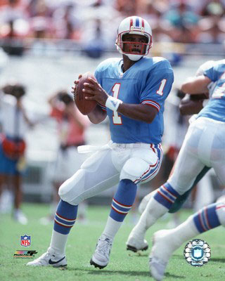 When we think of Warren Moon, we think of Houston, not Nashville.